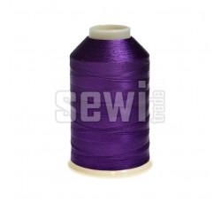 Vyšívací nitě fialová ROYAL C515 návin 5000 m viskóza