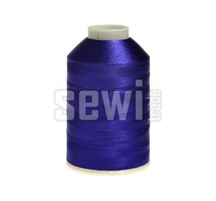Vyšívací nitě fialová ROYAL C535 návin 5000 m viskóza