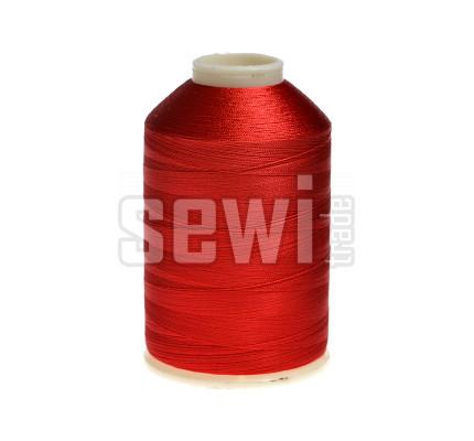 Vyšívací nitě červená ROYAL C715 návin 5000 m viskóza