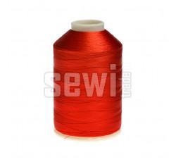 Vyšívací nitě červená ROYAL C717 návin 5000 m viskóza