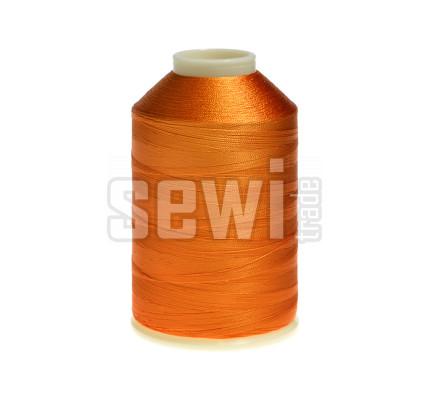 Vyšívací nitě oranžová ROYAL C720 návin 5000 m viskóza