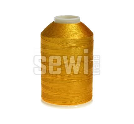 Vyšívací nitě žlutá ROYAL C739 návin 5000 m viskóza
