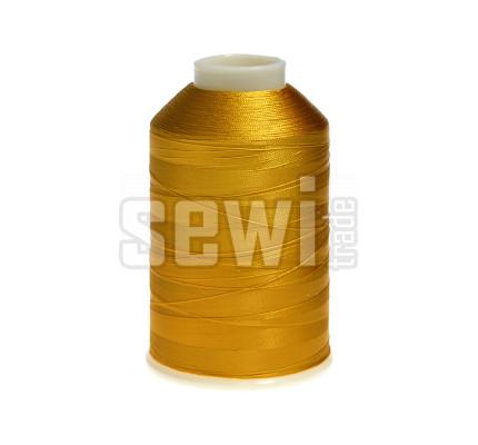 Vyšívací nitě žlutá ROYAL C741 návin 5000 m viskóza