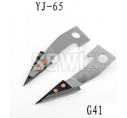 Spodní nůž  pro YJ-65, G41