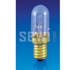 Žárovka 15 W, šicí stroje se závitem E14