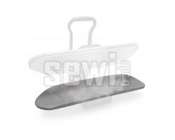 Náhradní potah stříbrný na žehlící lis Singer ESP36T
