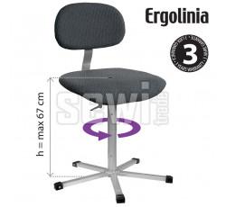 Pracovní židle ERGOLINIA 10002