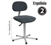 Průmyslové pracovní židle