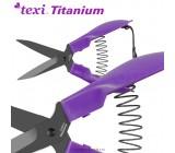 Řemeslnické nůžky TITANIUM Ti613