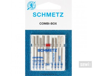 Jehly COMBI 130/705 H SORT. KNS