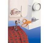 Magnetický držák nůžek a špendlíků