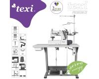 Interlock - coverlock TEXI TRECCIA