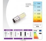 Žárovka šicí stroj LED 230 V, 2 W