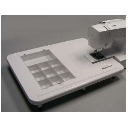 Přídavný stůl pro šicí stroje