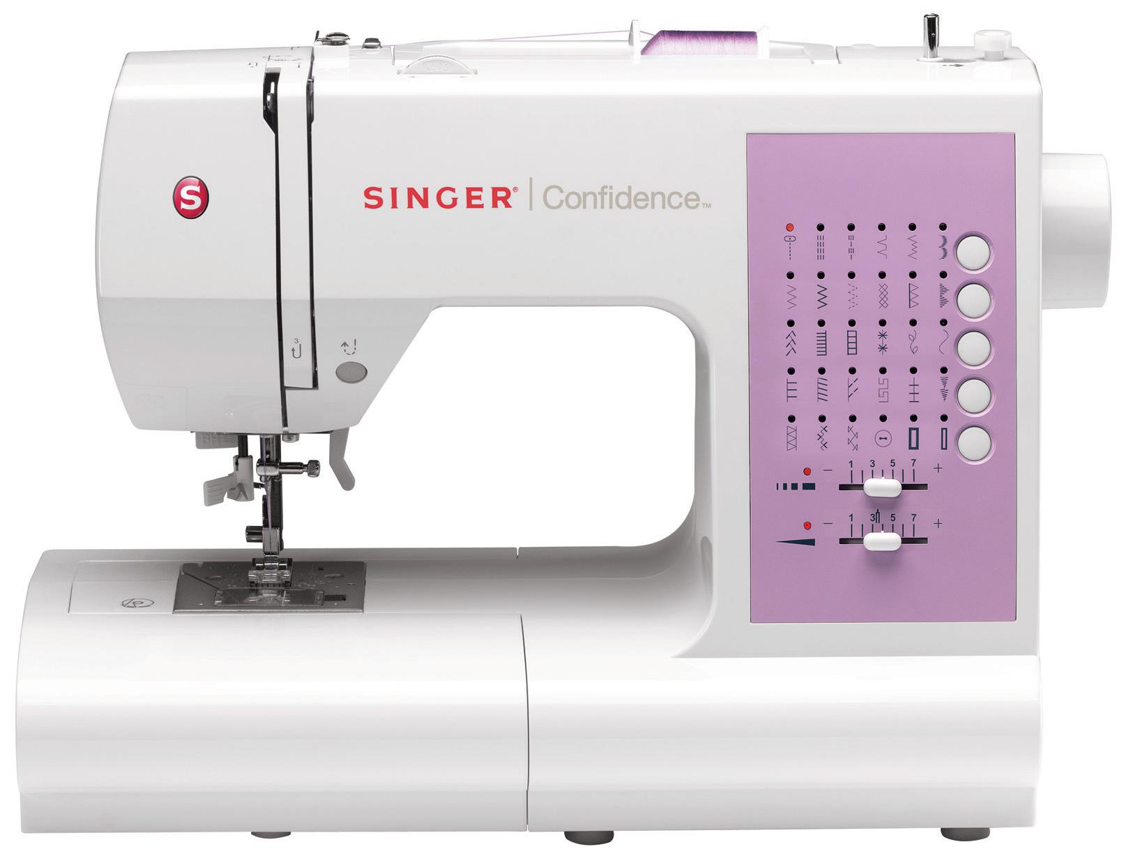 Šicí stroj Singer Confidence 7463